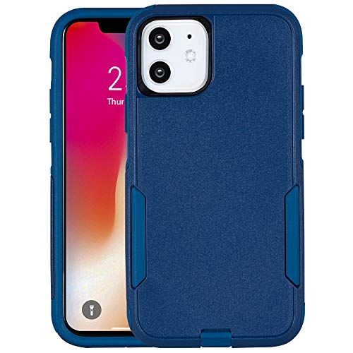 Krichit Pioneer iPhone 11 Case,Pioneer Heavy Duty Case for iPhone 11 Cases 6.1 inch(2019) (Blue)