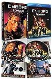 Cyborg + Slinger (Cyborg Director´s Cut) 2 BDs + Postales + Funda. Edición Limitada y Numerada