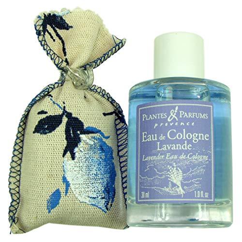 Plantes & Parfums de Provence - Mini Sachet Cadeau Lavande de Provence