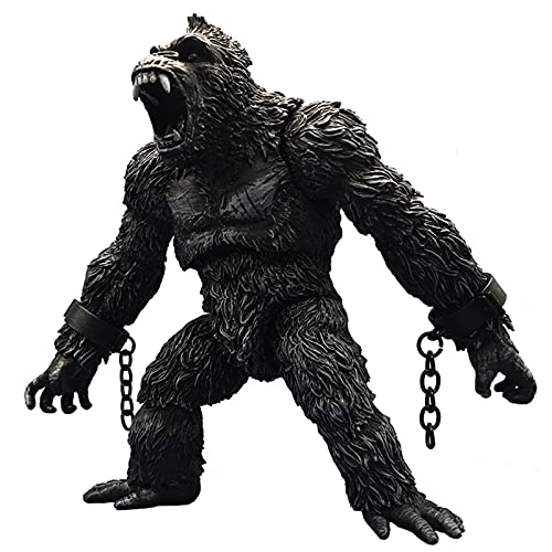 TSMALL Figura di King Kong, Film Godzilla vs Kong King Action Kong Model