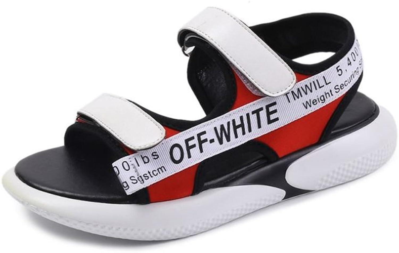 PRETTYHOMEL Women's Espadrille Platform Sandals - Flatform Slide On Wedge Comfort shoes