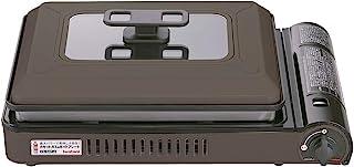 イワタニ カセットガスホットプレート 焼き上手さんα ブラウン CB-GHP-A-BR