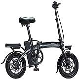 LOPP Ebike e-Bike Schnelle E-Bikes for Erwachsene Beweglich und einfach zu speichern...