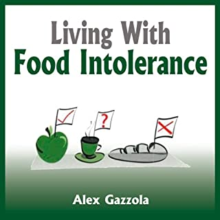 Living with Food Intolerance cover art