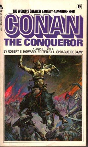 Conan the Conqueror #9 0722146876 Book Cover