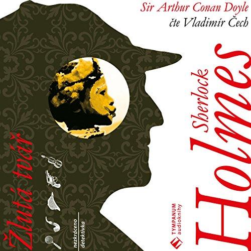 Žlutá tvář (Sherlock Holmes 3) audiobook cover art