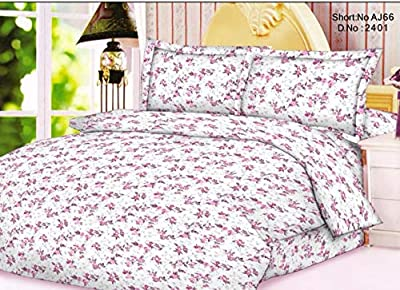 Home Ritz Latest Super Quality Style Double /Queen Size Bed Bedsheet 2 Pillow Covers