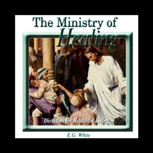 The Ministry of Healing audiobook cover art