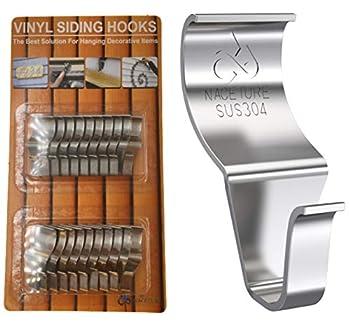 Best heavy duty vinyl siding hooks Reviews