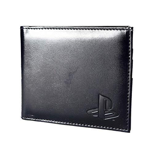 Playstation - Logo 3 - Offiziell Geldbörse - Schwarz, OS