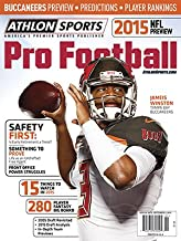 Athlon Sports 2015 NFL Pro Football Magazine Preview- Tampa Bay Buccaneers Cover