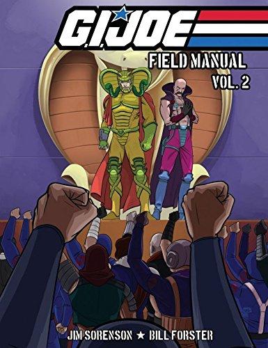 G.I. Joe Field Manual Vol. 2 (English Edition)