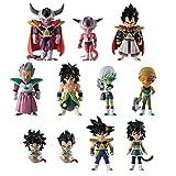 Bandai Shokugan Adverge Dragon Ball Adverge Broly Premium Set 11 'Dragon Ball Super: Broly Movie