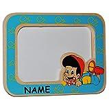 Unbekannt Bilderrahmen aus Holz - incl. Name - Pinocchio -