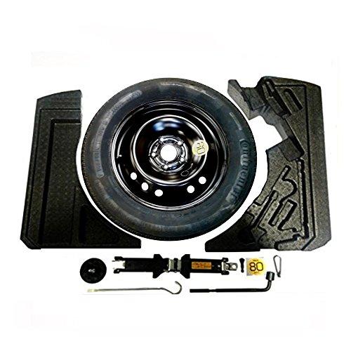 Kit de rueda de repuesto original de Nissan, incluye llanta-