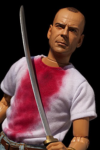 Pulp Fiction Butch Coolidge 13 In Talking Figura De Acción 3