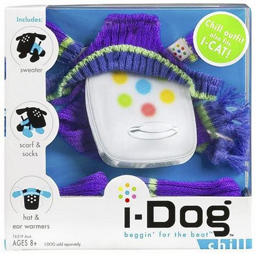 Hasbro I-Dog Chill Purple Set
