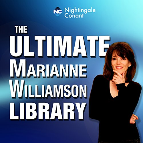 The Ultimate Marianne Williamson Library audiobook cover art