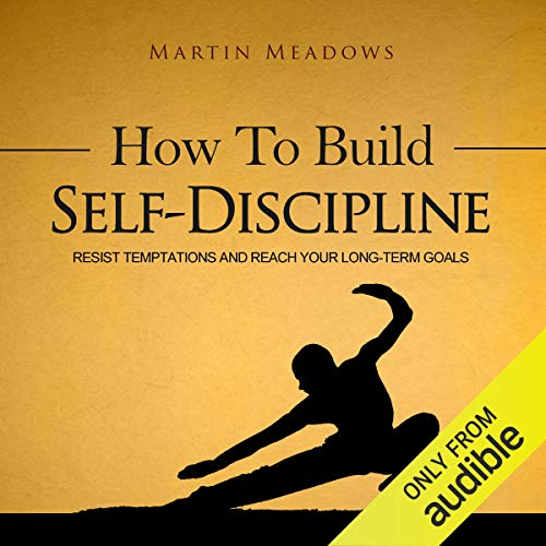 How to Build Self-Discipline cover art