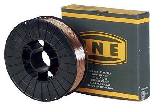 Bobine de fil à souder acier/MIG-MAG ø 0,6 mm 5 kg INE