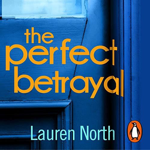 The Perfect Betrayal audiobook cover art