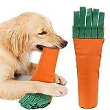 ETbotu Hundespielzeug - Katzenspielzeug - Karottenförmiger Toy Dog Sniffing Play Bissfester Flaschenhalter Bag Pet Supply L