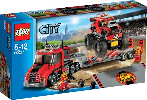 LEGO City 60027 - Monster-Truck Transporter