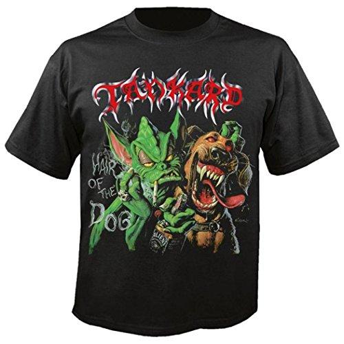 TANKARD - Hair of The Dog - T-Shirt - Größe Size XXXXXL (5XL)