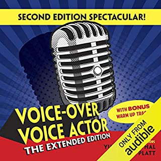 Voice-Over Voice Actor: The Extended Edition audiobook cover art