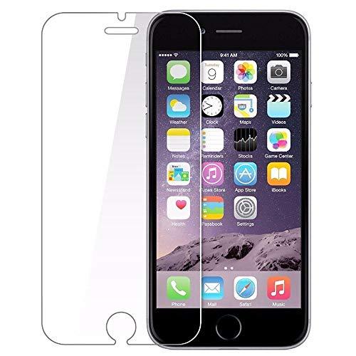 3 piezas Vidrio templado, para iPhone 6 7 8 SE 6S 5S 4S Vidrio protector de pantalla, para iPhone X XR XS Película protectora máxima-para iPhone 5S 5C SE