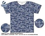 ブギーポップは笑わない フルグラフィックTシャツ カモフラデザイン XLサイズ【グッズ】