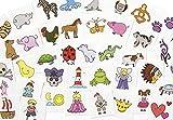 Eduplay Tattoo Set 50er Set für Kinder