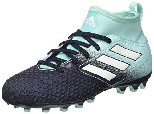 adidas Ace 17.3 AG J, Botas de fútbol Unisex niño, (Aquene/Ftwbla/Tinley), 36 EU