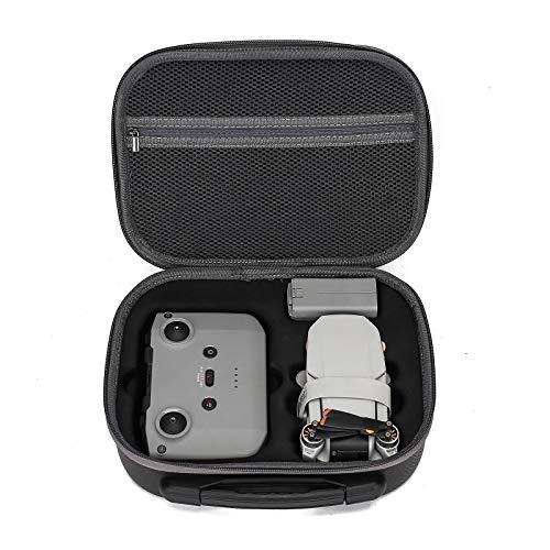 DJFEI Tragetasche für DJI Mini 2, Drone und Fernbedienung Akku Tragetasche für DJI Mavic Mini 2 Koffer Zubehör, Portable Handtasche Tragetasche Kompatibel mit DJI Mavic Mini 2