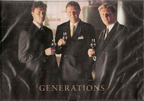Generations: The Story of Ketel One Vodka (NTSC & PAL Format)