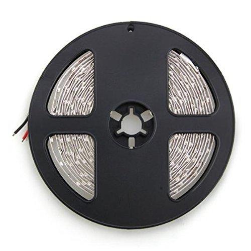 Andifany Bobina Striscia Adesiva 300 LED SMD 3528 Luce Blu 12V