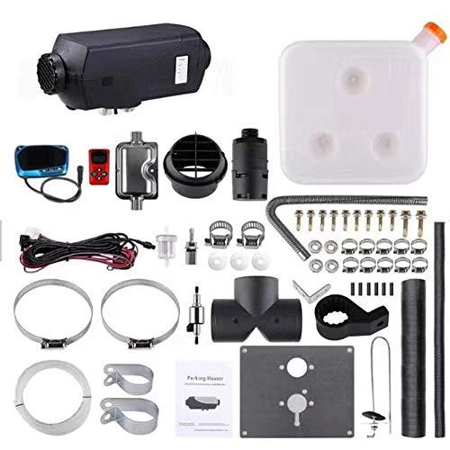Sale!! Diesel Heater 12V Diesel Air Heater 5KW Diesel Parking Heater Remote Control with LCD Switch ...