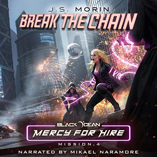 Break the Chain: Mission 4  audiobook cover art
