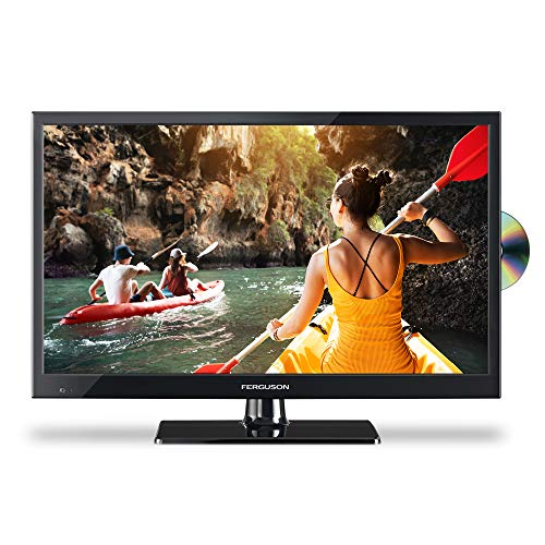 "Ferguson F2020FS 20"" HD LED TV with Built-in DVD Player, Satellite Tuner & Freeview T2 HD"