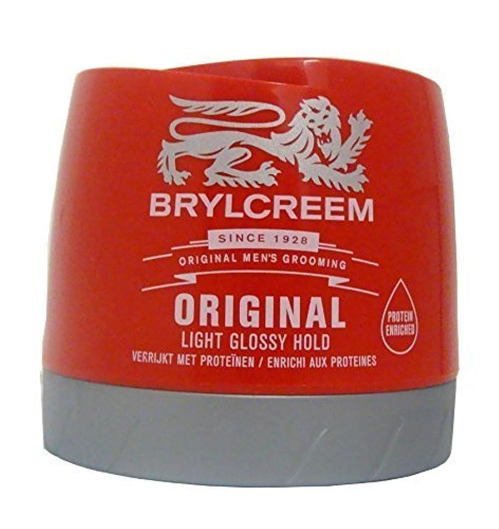 引き出しお酢いわゆるBrylcreem Original Red Hair Cream - 250 ml by Sara Lee [並行輸入品]