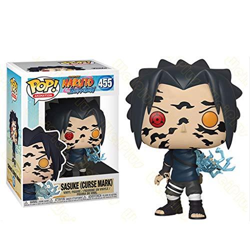 CQ Pop-Figur!Naruto Shippuden - Sasuke (Fluch Mark) von Anime Geschenke Toys