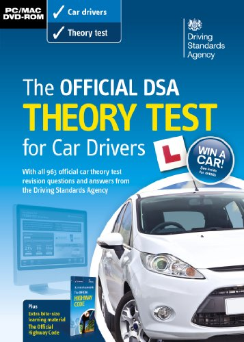 The Official Driving Standards Agency Theory Test for Car Drivers [import anglais]