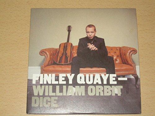 Finley Quaye - Dice - cds - PROMOTIONAL ITEM - xpcd248