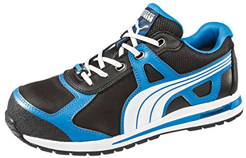 Footwear Mens Aerial Low Leather S1 P HRO Safety Shoes