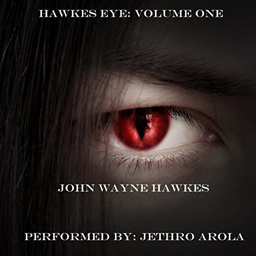 Hawkes Eye, Volume One cover art