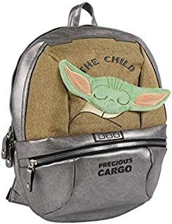 Mochila Yoda Child The Mandalorian Star Wars 35cm