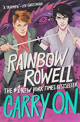 Carry on: Rainbow Rowell: 1
