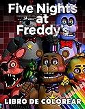 Fantasic Five Nights at Freddy's Libro de Colorear: Fantásticas imágenes de Five Nights at Freddy's para ayudar a los niños y a los fans a relajarse y ... Imágenes de alta calidad y páginas gigantes