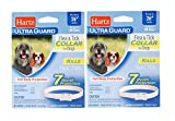 Ultraguard Flea and Tick Large Dog Collar 26' - White (Pack of 2)