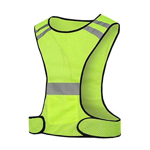 DBL Night Jogging Sicherheitsweste Outdoor Sports Reflective Vest Reitanzug Sicherheitswesten